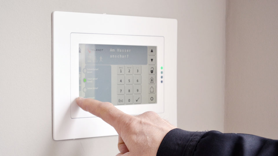 Smart Home interne Steuerung